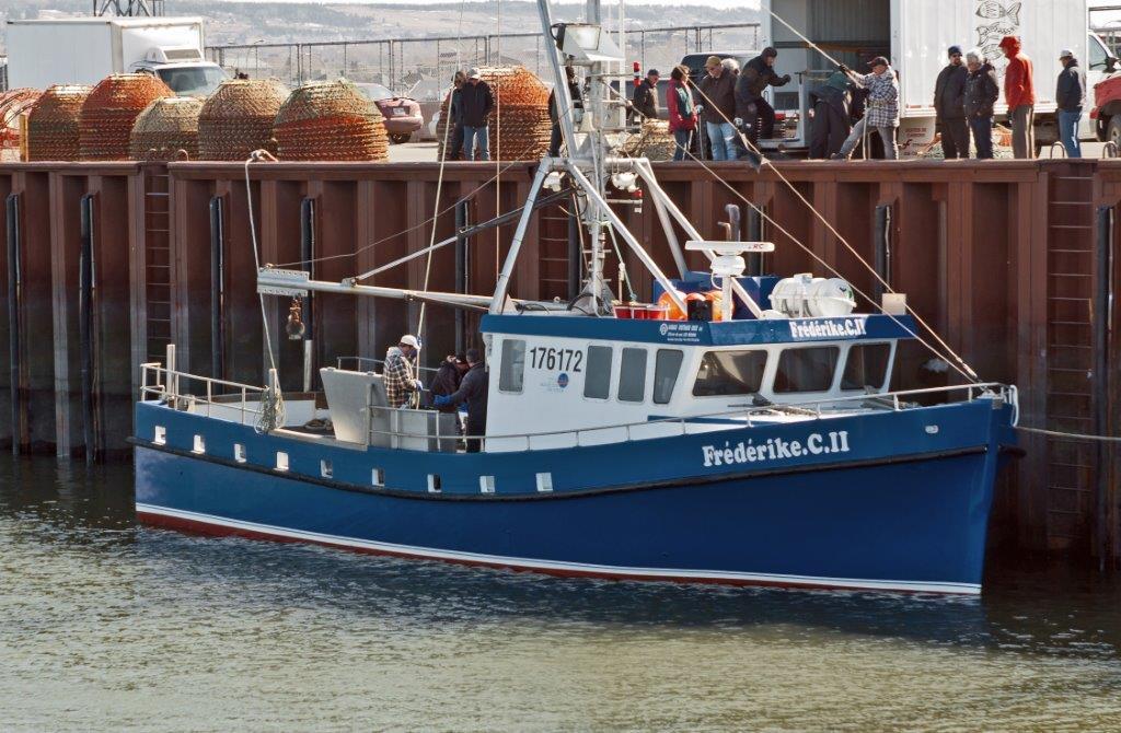 Pêche crabe - Frédéric CII